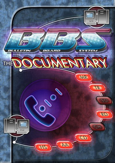 BBS Documentary Cover Art by Scott Balay