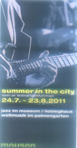 Summer In The City Programm 2011